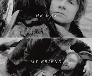 the hobbit and thorin image