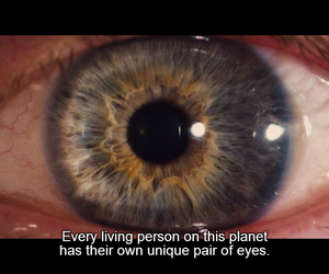 eyes, planet, and quotes image
