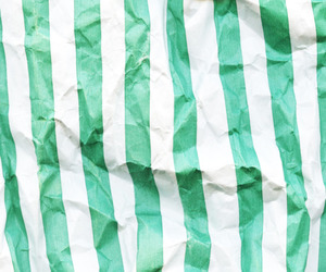 green, Paper, and stripes image