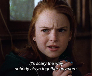quotes, movie, and lindsay lohan image