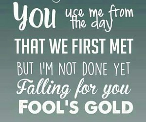 fool's gold, louis, and niall image