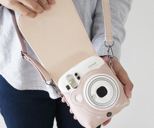 bag, camera, and creative image
