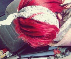 alternative, bandana, and red hair image
