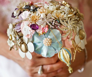 beautiful and bouquet image
