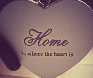 happy, heart, and home image