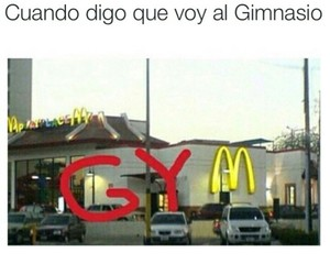 gym and chistes image