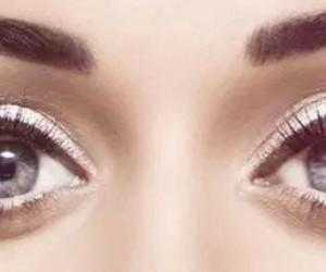 beauty, makeup, and idol image