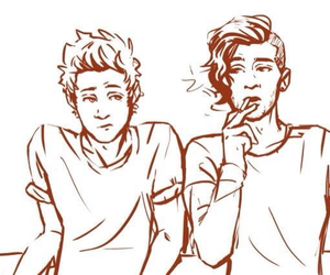 fanart and ziall image