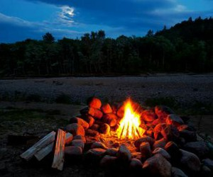 adventure, smores, and summer nights image