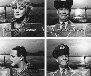 movie, some like it hot, and funny image