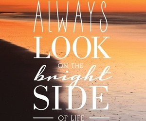 life, quote, and bright image