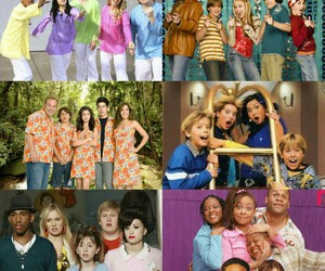 disney, suite life on deck, and hannah montana image