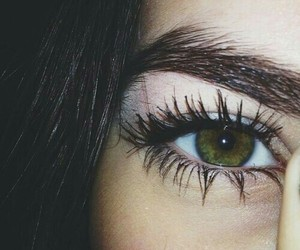 eyes, pale, and girl image