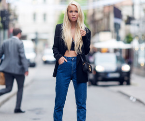 fashion, girly, and model image