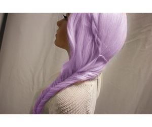 hair, pastel, and hipster image