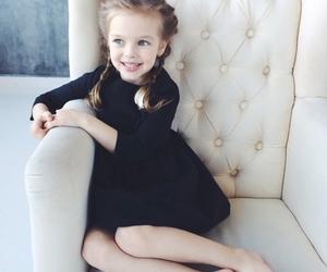 child, fashion, and model image