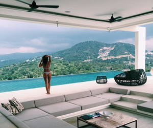 bikinis, fashion, and luxury image
