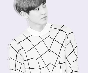 exo, chanyeol, and exo-k image