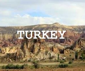 turkey, world, and travel image