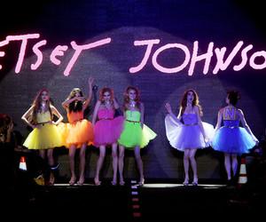 betsey johnson, dress, and fashion image