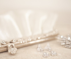 beautiful, accessories, and wedding image
