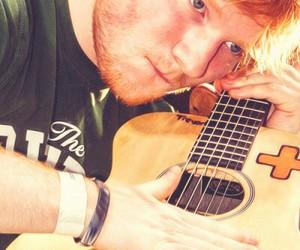 ed sheeran, guitar, and + image