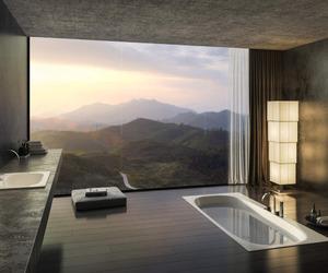 bathroom, house, and home image