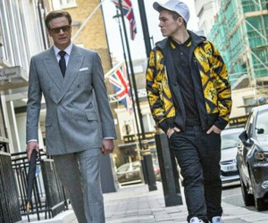 kingsman and harry hart image