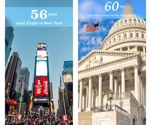 countdown, New Life, and new york image