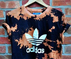 adidas, style, and shirt image