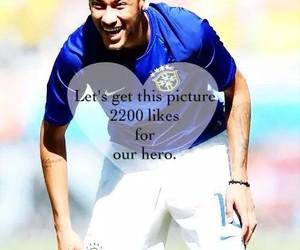 neymar, neymar jr, and soccer image