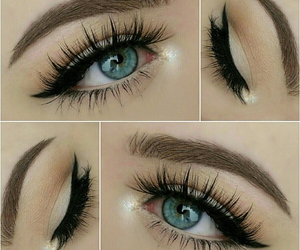 amazing, beauty, and lashes image