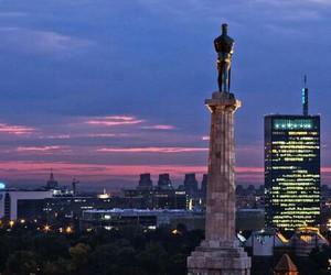 Belgrade, Serbia, and beautiful image