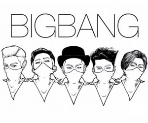 bigbang, daesung, and g-dragon image