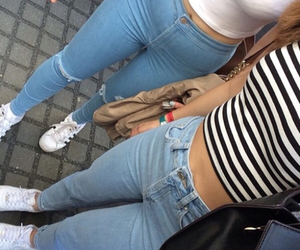 bambi, denim, and jeans image