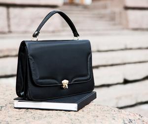 bag and book image