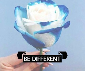 and, be, and blue image