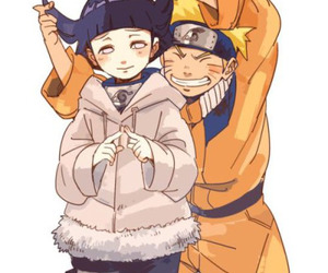 naruto, naruhina, and anime image