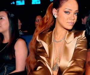 gold, Queen, and rihanna image