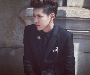 exo, wu yifan, and handsome image