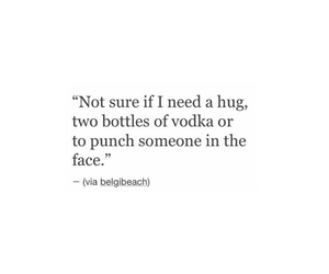 quote, feelings, and hug image