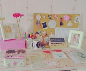 kpop, room, and cute image