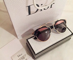 dior, sunglasses, and luxury image