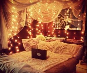 beautiful, home decor, and lighting image