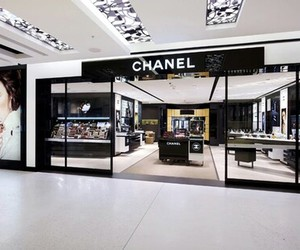 chanel, shop, and beauty image