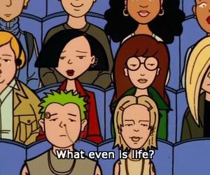 Daria, life, and cartoon image