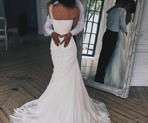 dressy, wedding, and fashion image