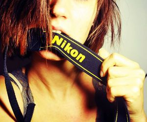 girl, my life, and nikon image