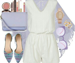 bag, outfit, and Polyvore image