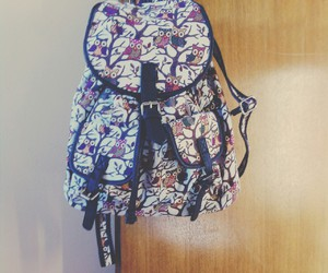 backpack, exploring, and fashion image
